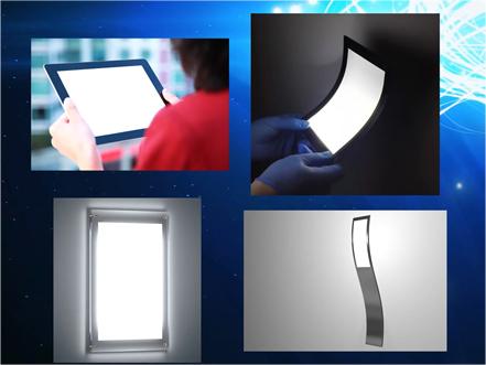導光板への対応