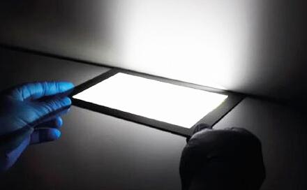 ダイレクトタイプ導光板
